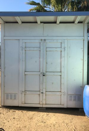 Storage Shed 8 X 9 X 8 for Sale in Ceres, CA