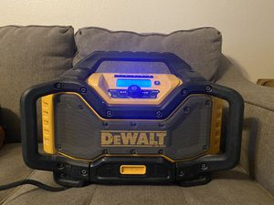DeWalt (jobsite speaker) for Sale in Tampa, FL