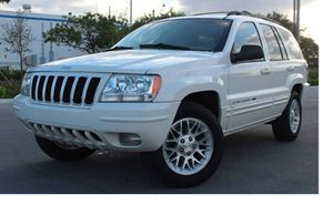 Very Good 2004 Jeep Grand Cherokee AWDWheels for Sale in Pittsburgh, PA