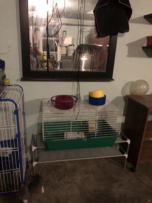 Hamster cage for Sale in Bensenville, IL