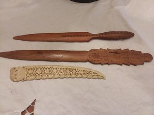 Letter openers for Sale in Davenport, IA