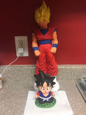 Dragon Ball Z Figures for Sale in Woodburn, OR