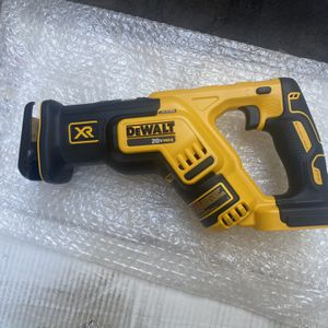 DEWALT 20-Volt MAX XR Lithium-Ion Cordless Brushless Compact Reciprocating Saw (Tool-Only) for Sale in Los Angeles, CA