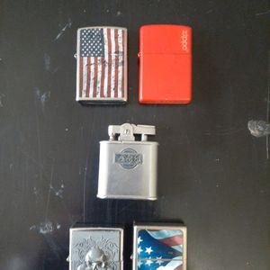 Zippo ronson reusable lighters for Sale in Kent, OH
