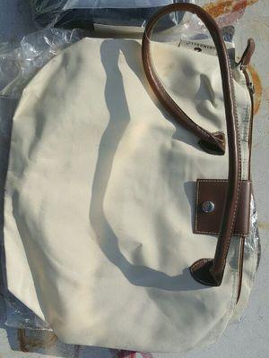 Vincelli Tan hand bag for Sale in West Palm Beach, FL