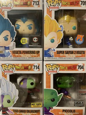 Dragon Ball Z All Exclusive POP Bundle for Sale in Kent, WA