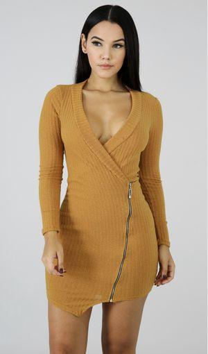 Knit zipper dress for Sale in North Palm Beach, FL