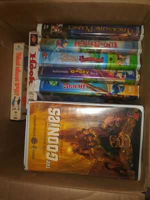 VHS Movies ..45 pcs for Sale in San Bernardino, CA