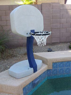 Swimways Pool Basketball Hoop for Sale in Chandler, AZ