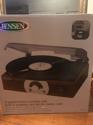 Portable Turntable for Sale in Kirkland, WA