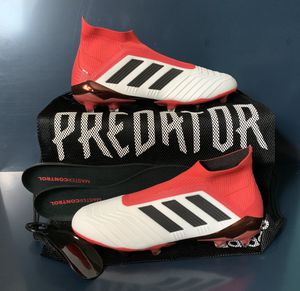 Adidas Predator 18+ FG for Sale in Hyattsville, MD