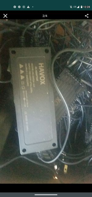 New 18 volt dual output converter $1 each for Sale in Springfield, OR