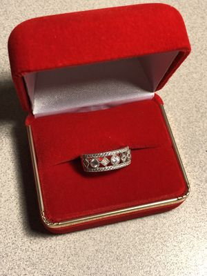 Sterling Silver Ring Size 6 1/4 for Sale in Tucson, AZ