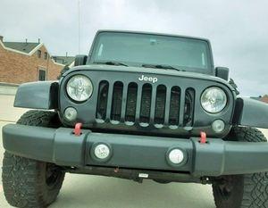 2012 Jeep Wrangler Sahara JK - 4WDWheelsss Great for Sale in Santa Ana, CA