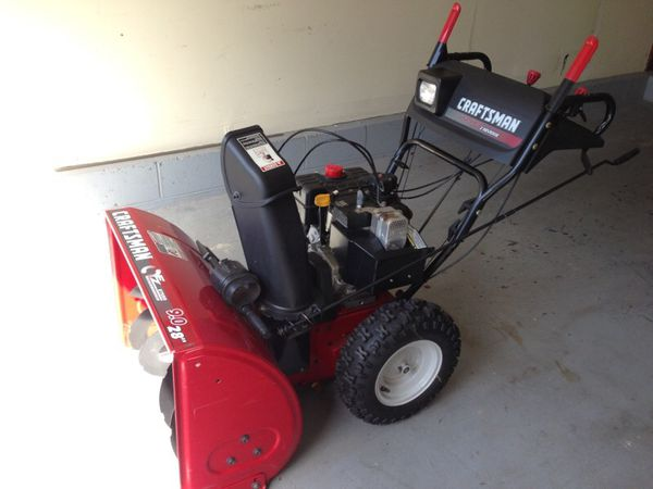 Craftsman Ez Steer 9 0 28 Quot Snowblower For Sale In Edison