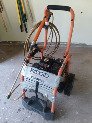 Ridgid pressure washer for Sale in Staunton, IL