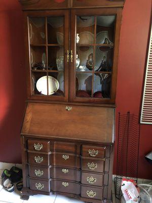 Antique wood chest/desk for Sale in Miami, FL