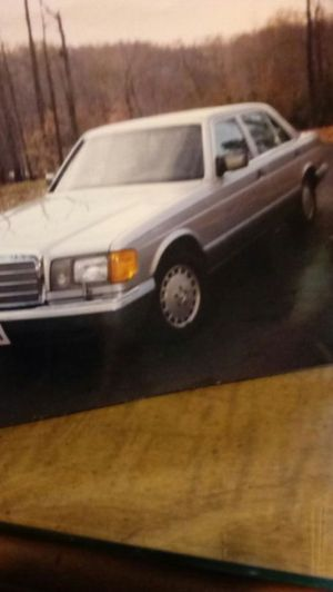 Classic Mercedez Benz for Sale in Fairfax, VA