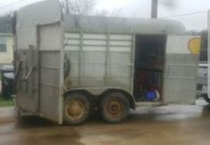 Cattle / enclosed Trailer for Sale in San Marcos, TX