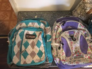 Backpacks and toddler backpack for Sale in Pasco, WA