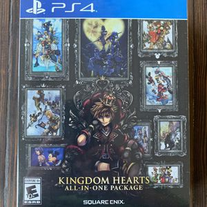 Kingdom Hearts All In One Package for Sony PlayStation 4 PS4. Brand New & Sealed. for Sale in Brentwood, CA