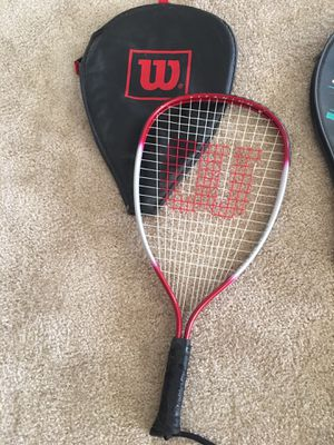 Wilson Tennis Rackets for Sale in Fort Washington, MD