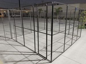 """New 72"""" Tall x 32"""" Wide Panel Heavy Duty 16 Panels Dog Playpen Pet Safety Fence Adjustable Shape and Space for Sale in Pico Rivera, CA"""