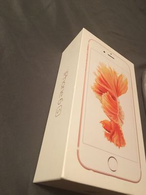 Rose Gold iPhone 6s 32gb for Sale in Kennewick, WA
