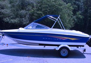 Bowrider### 2007 Boat 175 Bayliner and Trailer ## perfect condition for Sale in San Diego, CA