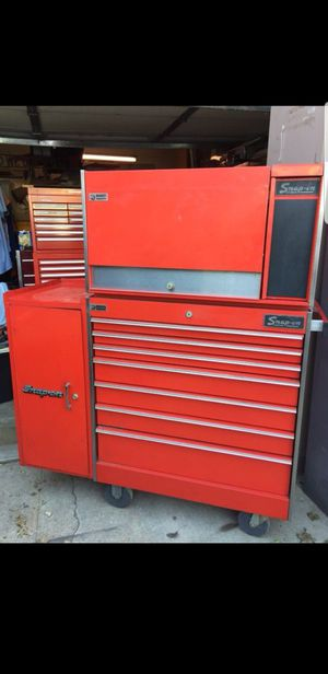 Snap-on tool box in good condition for Sale in Artesia, CA