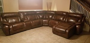 New and Used Leather sofas for Sale in Katy, TX - OfferUp