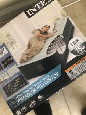 Twin size air mattress for Sale in Spring Valley, CA