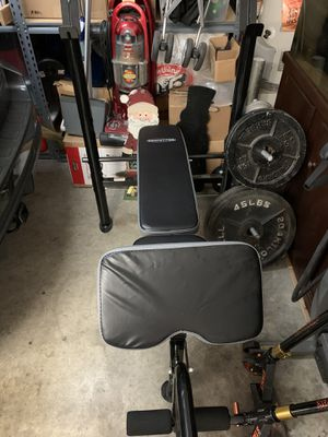 Weights gym for Sale in Rancho Cucamonga, CA