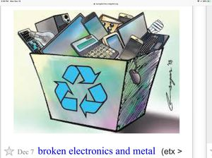 Pick up all broken Electronics from phones to computers in East Texas for Sale in Moultrie, GA