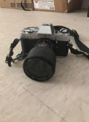 Minolta X370 film camera with lens for Sale in Lenoir City, TN
