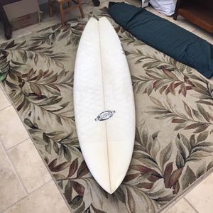 "6""4 Stamps Fish Surfboard Surf for Sale in San Diego, CA"