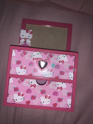 Hello Kitty little furniture piece for Sale in Pasadena, TX