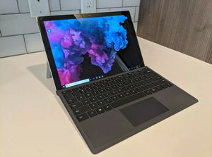 *** Surface Pro 6 w/ Surface Keyboard *** !!! FIRM PRICE for Sale in Modesto, CA