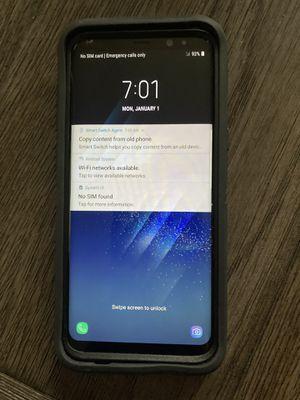 Verizon Samsung Galaxy S8+ - Clean Imei for Sale in Medina, OH