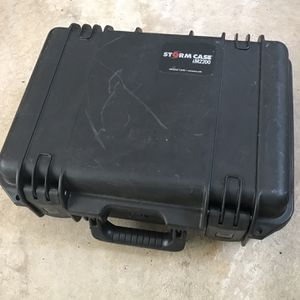 Pelican Storm Case iM2200 for Sale in Bolton, CT