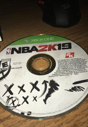 Nba2k19 for Sale in Peoria, AZ