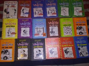 Diary Of a Wimpy Kid Book Set for Sale in Joliet, IL