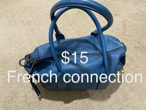 🔥SALE🔥French connection blue bag Large size for Sale in Westminster, CA