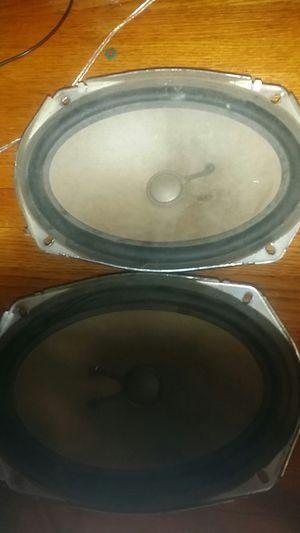 Bose 2 6x9 speakers for Sale in Fridley, MN