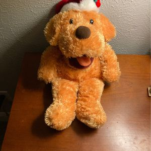 Christmas Puppet /Stuffed Animal for Sale in Arlington, TX