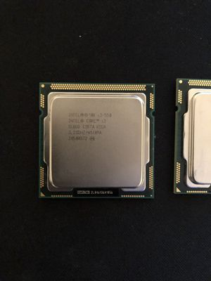 Intel i3-550 For Sale for Sale in Fresno, CA