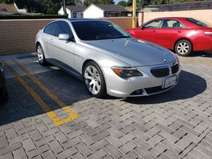 2007 BMW 650i for Sale in Los Angeles, CA