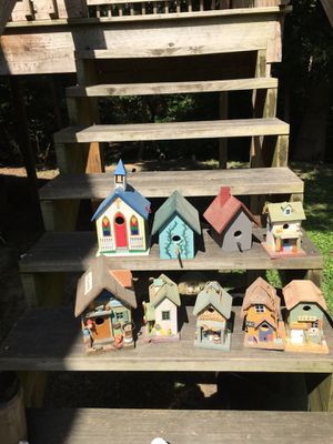 Bird Houses for Sale in North Parkersburg, WV