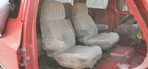 1991 SUBURBAN SEATS - PARTS LISTED AS THEY BECOME AVAILABLE for Sale in Anaheim, CA