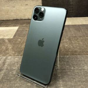 IPHONE 11 PRO MAX 64GB UNLOCKED MIDNIGHT GREEN for Sale in Whittier, CA